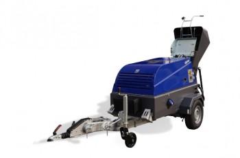 BMS ALPHA CR - naujos kartos padavimo mašina