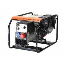Generga WP220DCH benzininis elektros generatorius su suvirinimo aparatu