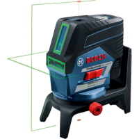 BOSCH GCL 2-50 CG kryžminių linijų lazeris (žalias)