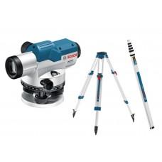 BOSCH GOL 26D optinis nivelyras + BT 160 + GR 500