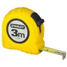 STANLEY matavimo ruletė 3 m 13 mm