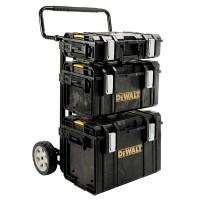 DeWALT Tough-Box dėžių sistema 4 in 1