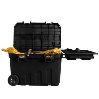 STANLEY įrankių dėžė 91 l su ratukais