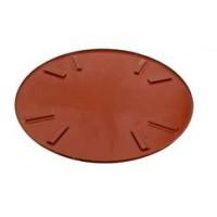 Beton Trowel glaistymo diskas 1170 mm (5 peiliai)