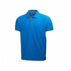 Helly Hansen Oxford Polo marškinėliai mėlyni L