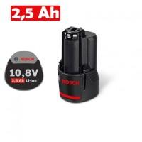 BOSCH GBA 12V akumuliatorius 2,5 Ah
