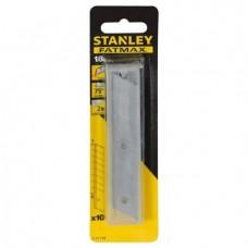 STANLEY FatMax laužoma peilio geležtė 18 mm 10 vnt.