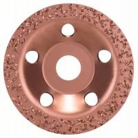 BOSCH lygus stambus šlifavimo diskas 115 mm