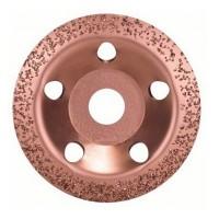 BOSCH lenktas vidutinis šlifavimo diskas 115 mm