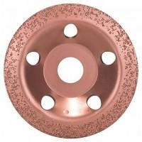 BOSCH lenktas smulkus šlifavimo diskas 115 mm