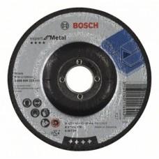 BOSCH šlifavimo diskas plienui 125x6 mm
