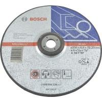 BOSCH šlifavimo diskas plienui 230x6 mm