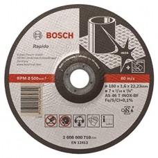 BOSCH AS 46 T INOX BF pjovimo diskas nerūdijančiam plienui 180x1.6 mm