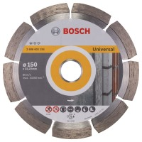 BOSCH Standard for Universal deimantinis pjovimo diskas 150x1,6 mm