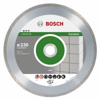 BOSCH Standard for Ceramic deimantinis pjovimo diskas 230x1,6 mm