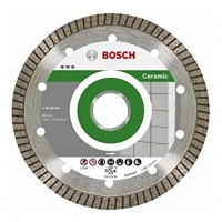 BOSCH Best for Ceramic Extra Clean deimantinis pjovimo diskas 115x1,4 mm