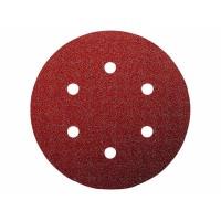 BOSCH šlifavimo popierius medienai K120 150 mm (5 vnt.)