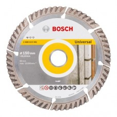 BOSCH Standard for Universal deimantinis pjovimo diskas 150 mm