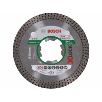 BOSCH X-LOCK Best for HARD CERAMIC deimantinis pjovimo diskas 85 mm