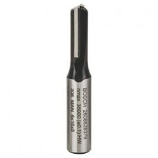 BOSCH Standard for Wood tiesi pirštinė freza 6 mm