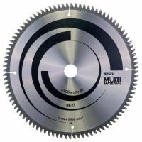 BOSCH MultiMaterial pjūklo diskas 305x3,2 mm T96