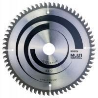 BOSCH MultiMaterial pjūklo diskas 235x2,4 mm T64
