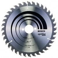 BOSCH OptilineWood pjūklo diskas 190x2,6x30 mm T36