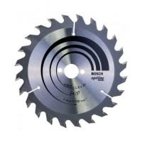 BOSCH OptilineWood pjūklo diskas 160x1,8 mm T24