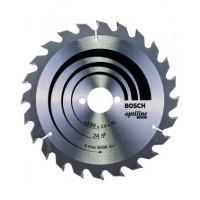 BOSCH OptilineWood pjūklo diskas 190x2 mm T24