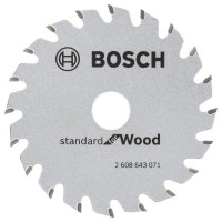 BOSCH OptilineWood pjovimo diskas 85x1,1 mm T20
