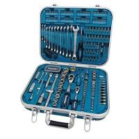 Makita rankinių įrankių ir priedų komplektas 227 vnt.