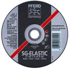 PFERD šlifavimo diskas plienui 125x7 mm