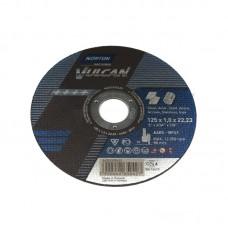 NORTON VULCAN pjovimo diskas plienui 125x1 mm
