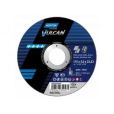 NORTON VULCAN pjovimo diskas plienui 150x2 mm