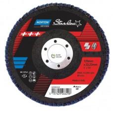 NORTON STARLINE šlifavimo diskas P40 125 mm