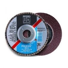 PFERD PFC125 žiedlapinis šlifavimo diskas A40 125 mm
