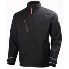 Helly Hansen Brugge flisas juodas/oranžinis XL