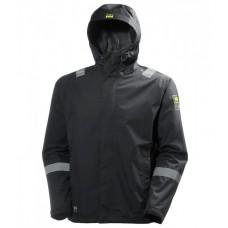 Helly Hansen AKER Shell striukė juoda/pilka XL