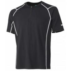 Helly Hansen VEJLE marškinėliai juodi M