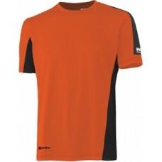 Helly Hansen ODENSE marškinėliai oranžiniai L
