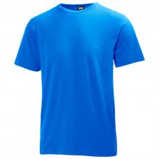 Helly Hansen MANCHESTER marškinėliai šviesiai mėlyni L