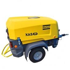 Atlas Copco XAHS 38 mobilus kompresorius