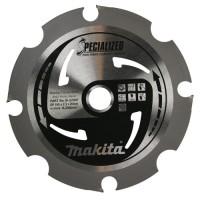 Makita pjovimo diskas 165 mm T4
