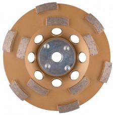 Makita dviejų eilių deimantinis šlifavimo diskas 125x5,5 mm