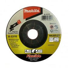 Makita šlifavimo diskas metalui 125x4 mm