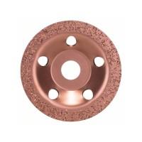 BOSCH lygus vidutinis šlifavimo diskas 115 mm