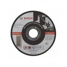 BOSCH AS 46 T INOX BF pjovimo diskas nerūdijančiam plienui 115x2 mm