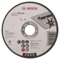 BOSCH AS 46 T INOX BF pjovimo diskas nerūdijančiam plienui 125x2 mm