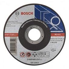 BOSCH A46 S BF pjovimo diskas metalui 115x1,6 mm