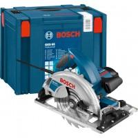 BOSCH GKS 65 GCE diskinis pjūklas L-boxx